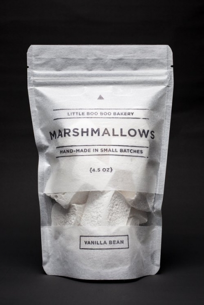 Artisan Marshmallows at Little Boo Boo Bakery
