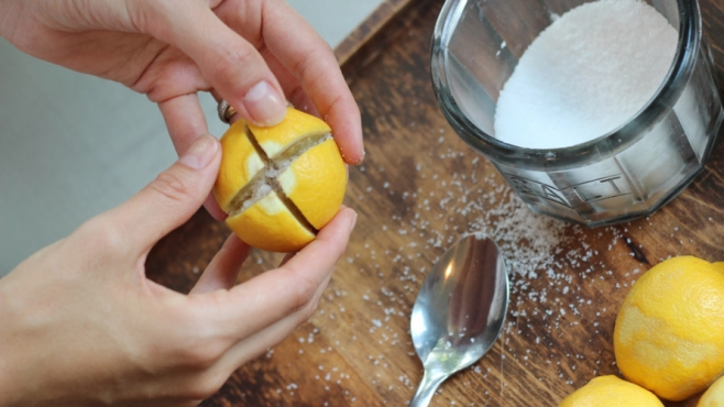 lemon preservation