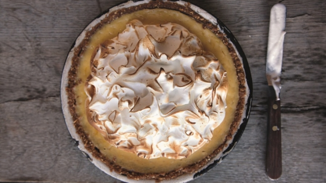 Key Lime Pie from My Key West Kitchen by Norman Van Aken